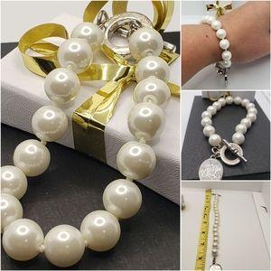 Ralph Lauren Pearl Bracelet